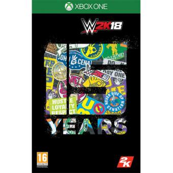 WWE 2K18 Collectors Edition Xbox One