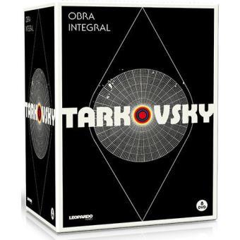 Pack Tarkovsky - A Obra Integral (8 Filmes)