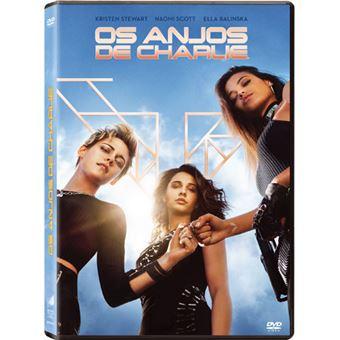 Os Anjos de Charlie - DVD