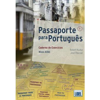 Passaporte Para Português 1: Caderno de Exercícios - QECR Níveis A1/A2