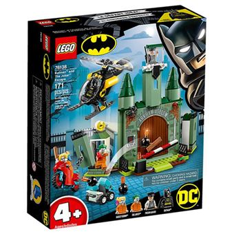 LEGO DC Comics Super Heroes 76138 Batman e a Fuga do Joker