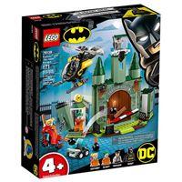 LEGO DC Comics Super Heroes 76138 Batman e a Fuga do Joker