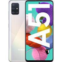 Smartphone Samsung Galaxy A51 - A515F - Branco Prisma