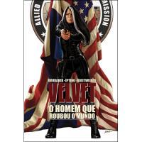 Velvet - Livro 3: O Homem que Roubou o Mundo