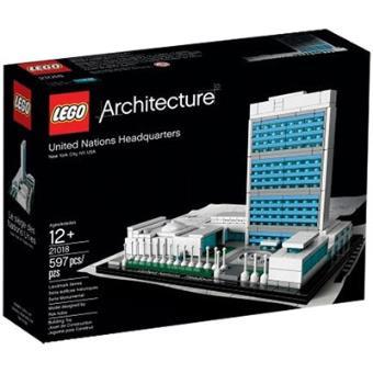 Sede das Nações Unidas (LEGO Architecture 21018)