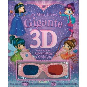 O Meu Livro Gigante 3D