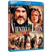 El Viento y el León - Blu-ray