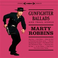 Gunfighter Ballads and Trail Songs - LP 180g Red Vinil 12''