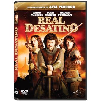 Real Desatino (DVD)