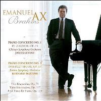 Brahms-piano Concertos,op.79,interm