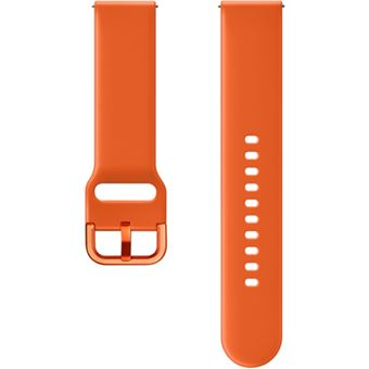 Bracelete Samsung Galaxy Watch Active - Laranja