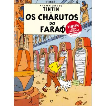 TintinOs Charutos do Faraó