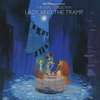 BSO The Legacy Collection: Lady And The Tramp (60th Anniversary Edition) (2CD)