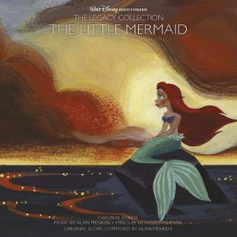 Walt Disney Records The Legacy Collection: The Little Mermaid