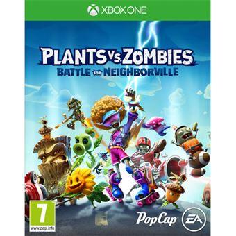 Plants vs Zombies Battle for Neighborville - Xbox One