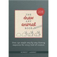Draw any animal book