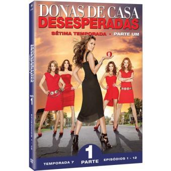 DONAS DE CASA DESESPERADAS S7 P1DVD
