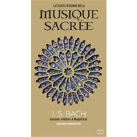 J.S. Bach - Magnificat Cantatas - CD