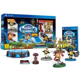 Skylanders Imaginators Crash Edition PS4