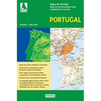 Mapa De Estradas Portugal Varios Varios Compra Livros Na