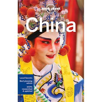 Lonely Planet Travel Guide - China