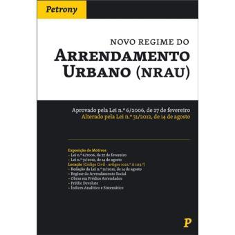 Novo Regime do Arrendamento Urbano (NRAU)
