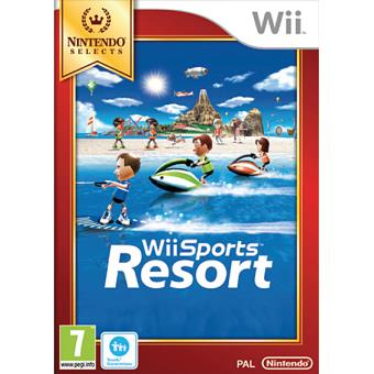 Selects Wii Sports Resort Wii