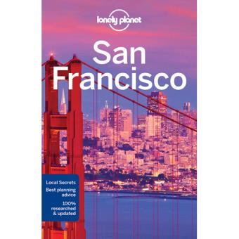 Lonely Planet Travel Guide - San Francisco