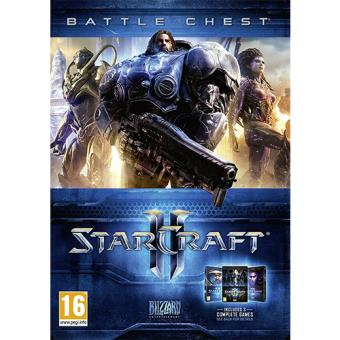 Starcraft II - Battlechest PC