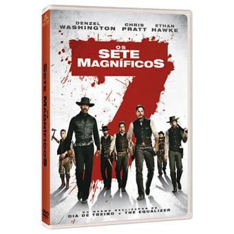 Os Sete Magníficos (DVD)