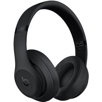 Auscultadores Beats Studio3 Wireless - Preto mate