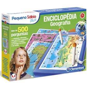 Enciclopédia Geografia
