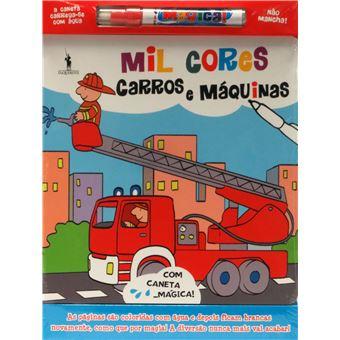 Mil Cores - Carros e Máquinas
