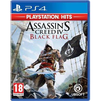 Assassin's Creed IV: Black Flag - Playstation Hits - PS4