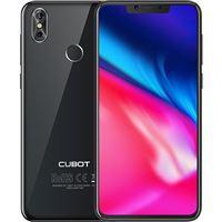 Smartphone Cubot P20 - 64GB - Preto