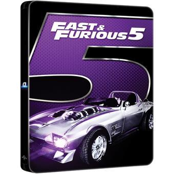 Velocidade Furiosa 5 - Edição Caixa Metálica (Blu-ray)