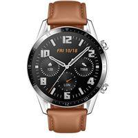 Smartwatch Huawei Watch GT 2 Classic 46mm - Castanho