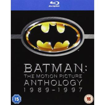 Batman: The Motion Picture Anthology - 1989-1997