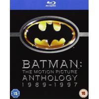 Batman: The Motion Picture Anthology - 1989-1997