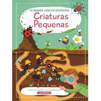 Resultado de imagem para O grande livro de respostas criaturas pequenas