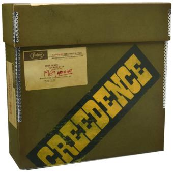 Creedence Clearwater Revival : 1969 Box Set (3LP+3CD)
