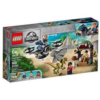 LEGO Jurassic World 75934 Dilophosaurus à Solta