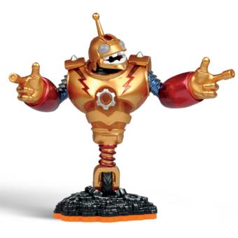 Skylanders: Giants - Figura Titan Bouncer