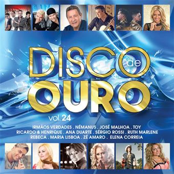 Disco de Ouro Vol 24 - CD