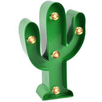 Luz Descorativa LED Mini - Cactus