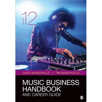 Music business handbook and career