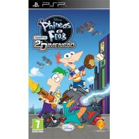 Phineas and Ferb: Across the 2nd Dimension PSP