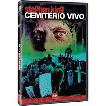 Cemitério Vivo - DVD