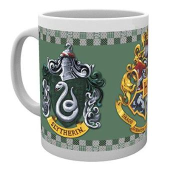 Harry Potter - Caneca Slytherin