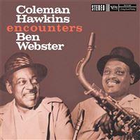 Coleman Hawkins Encounters Ben Webster - LP 12''
